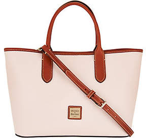 Dooney & Bourke As Is Pebble Leather Brielle Satchel - ONE COLOR - STYLE