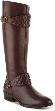 Lauren Ralph Lauren Women's Meveah Wide Calf Boot