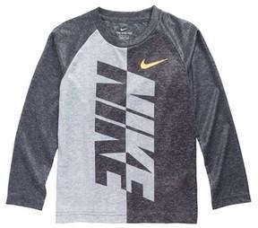 Nike Toddler Boy's Dry Colorblock Logo T-Shirt