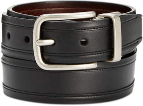 Club Room Men's Reversible Black Belt, Created for Macy's