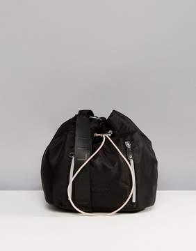 Fiorelli Sport Drawstring Duffle Bag in Black