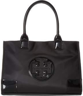 Tory Burch Ella Mini Tote Tote Handbags - BLACK/BLACK - STYLE