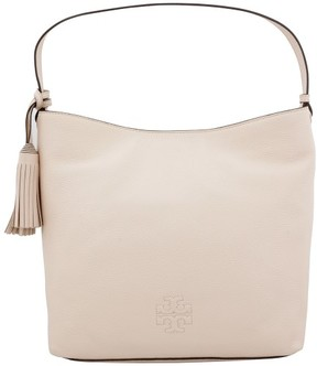 Tory Burch Thea Leather Hobo Bag, Sweet Melon 11169714267 - ONE COLOR - STYLE