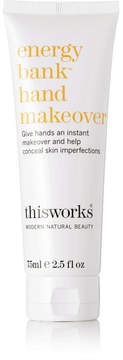 This Works Energy Bank Hand Makeover, 75ml - Colorless