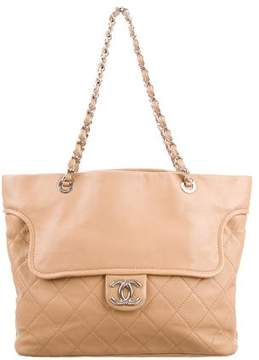 Chanel In The Mix Flap Tote