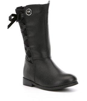 MICHAEL Michael Kors Girls Emma Venon-T Boots