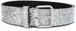 MM6 MAISON MARGIELA sparkly buckled belt