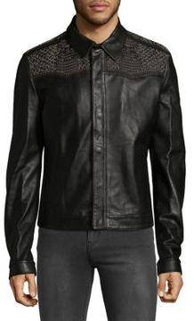 Roberto Cavalli Textured Jacket