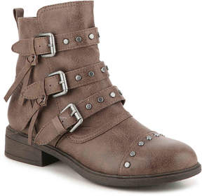Report Women's Hartwell Motorcycle Bootie