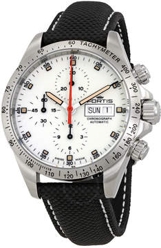 Fortis Stratoliner Steel A.M. Automatic Men's Watch