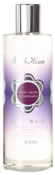 Velvet Orchid and Cardamom Body Wash by Bath House (260ml Shower Gel)
