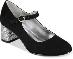Kenneth Cole New York Cindy Sparkle Heels, Little Girls (11-3) & Big Girls (3.5-7)