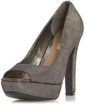 Head Over Heels *Head Over Heels by Dune 'Cadenza' Grey Shoes