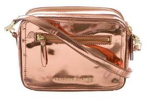Etienne Aigner Mini Metallic Stag Crossbody Bag