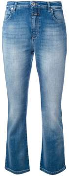 Closed bootcut cropped jeans