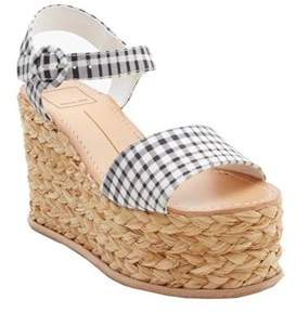 Dolce Vita Women's Dane Platform Wedge.