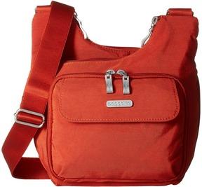 Baggallini - Criss Cross Cross Body Handbags