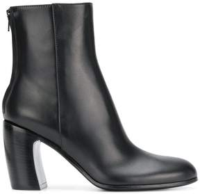 Ann Demeulemeester back zip ankle boot