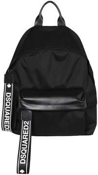 DSQUARED2 Logo Tape Nylon Backpack