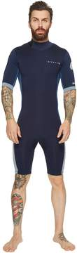 Rip Curl Aggrolite 2mm B/Zip Spring Suit Men's Wetsuits One Piece
