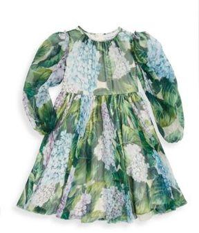 Dolce & Gabbana Toddler's, Little Girl's & Girl's Multi Printed Floral Dress