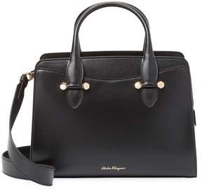 Salvatore Ferragamo Women's Leather Satchel Bag