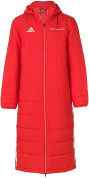 Gosha Rubchinskiy long padded coat