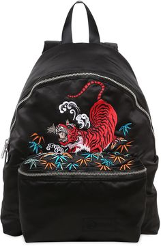 24l Embroidered Padded Pak'r Backpack