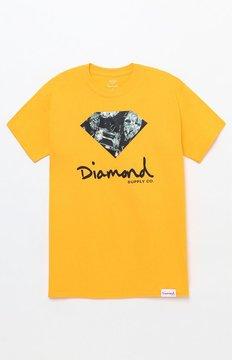 Diamond Supply Co. OG Gem Stone T-Shirt