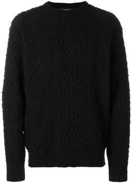 Yeezy Aran knit jumper