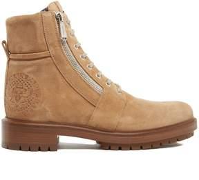 Balmain Ranger Boot Army Shoes