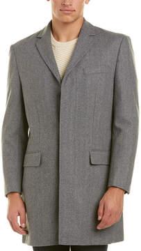 Hart Schaffner Marx Maitland Wool-Blend Coat