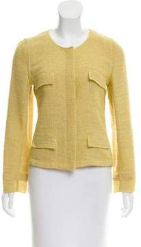 Chanel Lightweight Tweed Jacket
