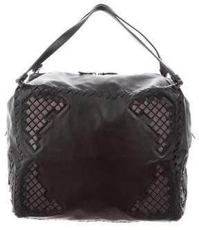 Bottega Veneta Embellished Handle Bag