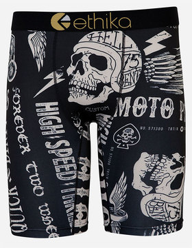 Ethika Moto Psychos Staple Mens Boxer Briefs