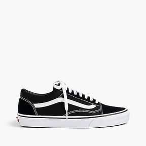 J.Crew Vans® Old Skool sneakers in black