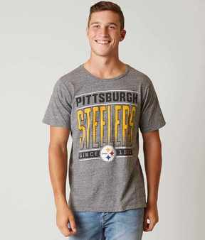 Junk Food Clothing Pittsburgh Steelers T-Shirt