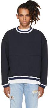 Noon Goons Navy Gymnasium Sweatshirt
