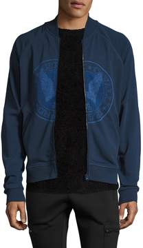 Just Cavalli Men's Legend Graphic Sweatshirt