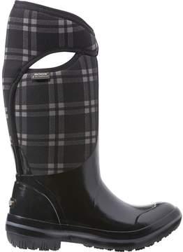 Bogs Plimsoll Plaid Tall Boot