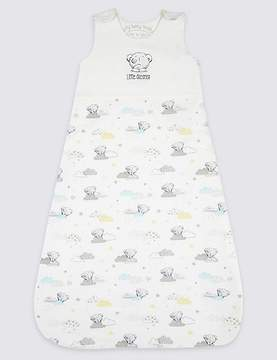Marks and Spencer Pure Cotton 2.1 Tog Sleeping Bag