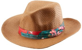 Roxy Here We Go Panama Hat 8160093