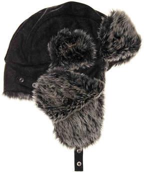 Dockers Faux Fur Trapper Hat