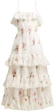 Zimmermann midi dress
