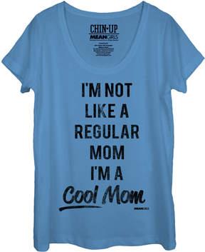 Fifth Sun Cobalt 'Cool Mom' Tee - Women