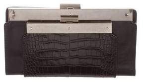 Alexander Wang Estelle Fold-Over Clutch