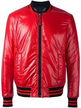 Philipp Plein Dunno bomber jacket