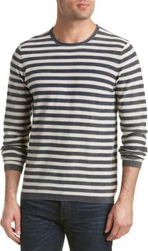J.Mclaughlin Tides Linen-Blend Crewneck Sweater