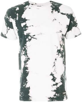 Les (Art)ists acid dye T-shirt