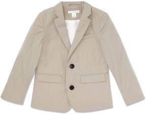 Marie Chantal Boys Slim Fit Suit Jacket - Honey